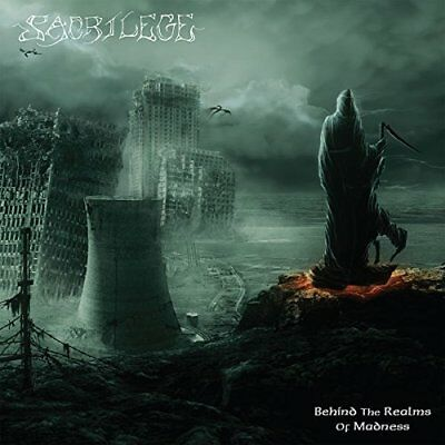 Sacrilege - Behind The Realms Of Madness CD NEW
