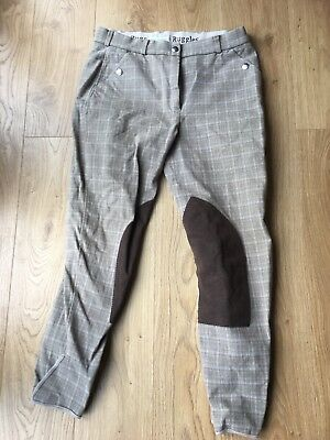 Ruggles Ladies Breeches Size 32/14