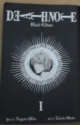 Death Note 1 Black Edition Contains Vol 1 & 2
