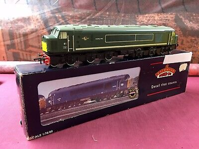 """BACHMANN OO 32-650 CLASS 44 """"SCAFELL PIKE"""" BR GREEN (spares/repairs)"""