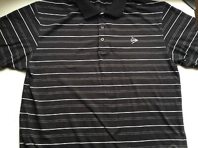 Dunlop adult golf shirt. Size UK Large.
