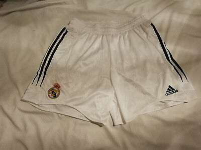 Pantaloncini originali Real Madrid