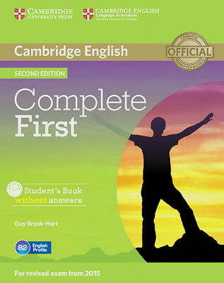 Complete First, Guy Brook-Hart