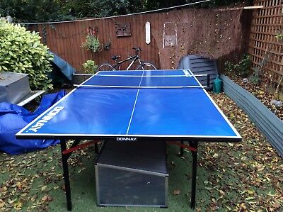 Pre-owned Donnay Full Size Table Tennis - Indoor Use