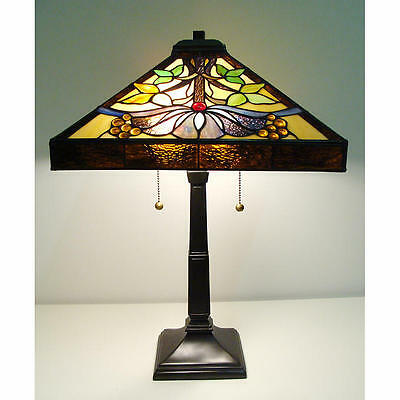 Rustico Mission Style Table Lamp