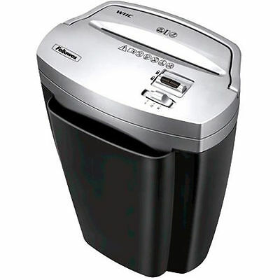 Fellowes W11C Cross-cut Shredder Shreds Up to 11 sheets
