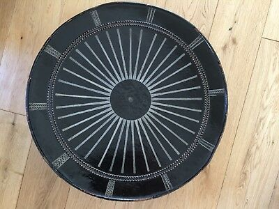 a Beautiful Lao shield for chinese sword collector