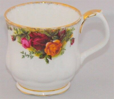 1-Royal Albert Old Country Roses  Coffee Mug ( 2 Available )
