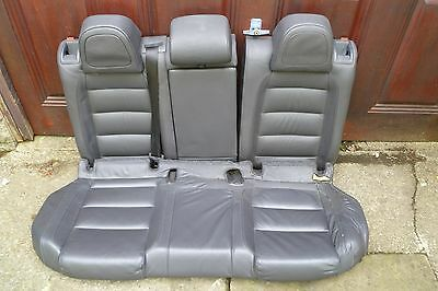 Golf Gti Mk5 Leather Complete Rear Seat. 5 Door. 2004 To 2009.