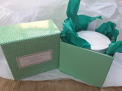 Sophie Conran for Portmeirion White Small Lidded Storage Jar - New & Boxed