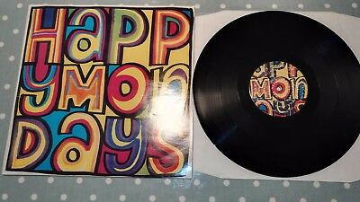 HAPPY MONDAYS (STONE ROSES / MADCHESTER) – WROTE FOR LUCK – 12 inch