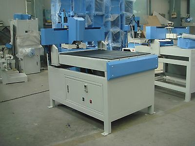 "New 6090 CNC Router / Engraver Machine 23.6""x35.5""x4""WorkSize Free Sea Shipping"