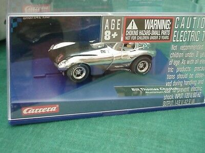 Carrera Digital 132 Bill Thomas Cheetah Aluminum Slot Car
