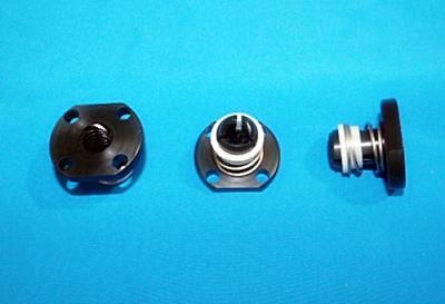 1/2-10 ACME ANTI-BACKLASH NUT, DELRIN for 3D printer or CNC router USA FREE SHIP