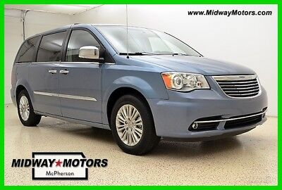 2012 Chrysler Town & Country Limited 2012 Limited Used 3.6L V6 24V Automatic FWD Minivan/Van