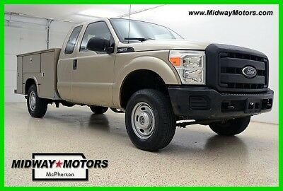 2012 Ford F-250  2012 Used 6.2L V8 16V Automatic 4WD Pickup Truck