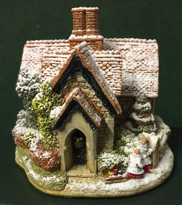 Lilliput Lane House - Wassail Lodge