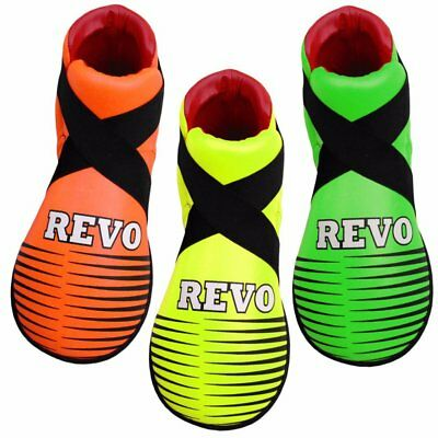 Semi Contact Karate Boots Taekwondo Martial Arts Sparring Kick boxing Shoes SSI