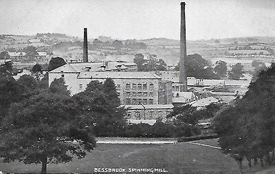 Bessbrook Spinning Mill Wagtail Series W.A.Green publisher
