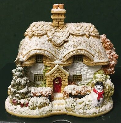Lilliput Lane House - Snowball Cottage