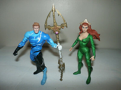 DC Direct  Brightest Day MERA & Universe AQUAMAN