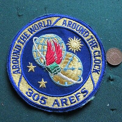 Us Airforce Patch (305 Arefs)
