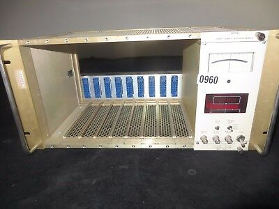 Stanford Research Systems Inc Srs Poweer Supply & Display Module Model Sr280