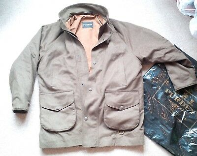 BNWOT Purdey Shooting Jacket New Without Tags
