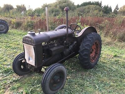 Fordson Standard Tractor
