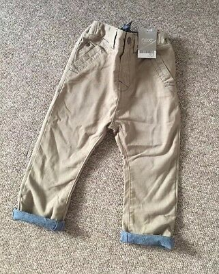 Next Boys Chino Jeans 18-24 Months