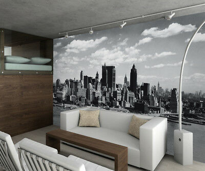 Wall Mural Bedroom Photo Wallpaper 315x232cm New York
