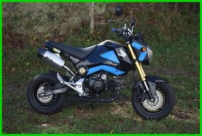 Honda Grom  2014 Honda Grom 125E Many extras MUST SEE THIS ONE!