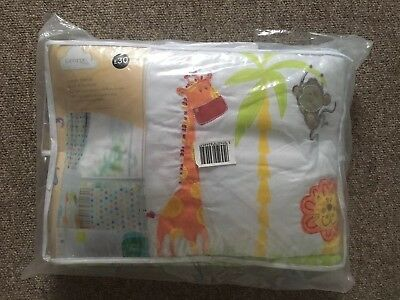 Cot Cotbed Bedding Set New