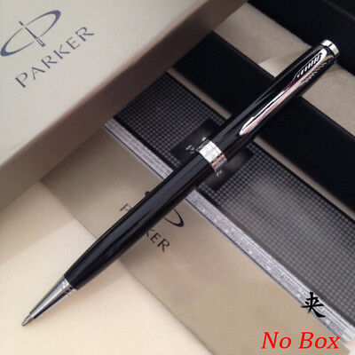 Parker Sonnet Ballpoint Pen Silver Clip Parker Ball point Pen Refill Business 2