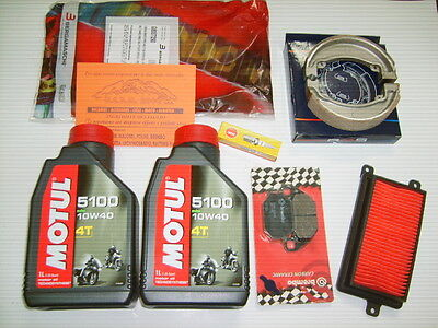 Replacement Kit Motul Kymco People 50 S 4T