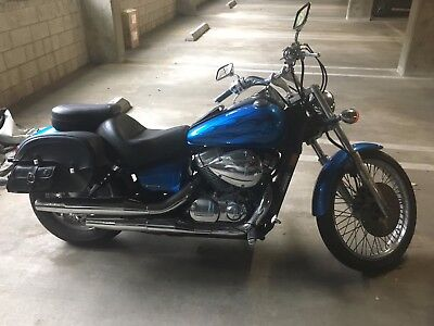 2013 Honda Shadow  Honda Shadow Spirit 750