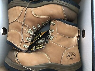 Oliver Work Boots Size 9.5