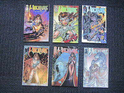 Witchblade lot - #1 & up - 1995