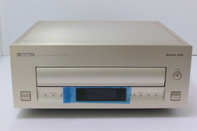 Pioneer Hi Vision Laser Disc LD Audio Visual Player HLD-X9 HLDX9 Used Excellect+