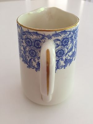 Royal Worcester Jug Blue And White
