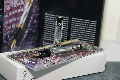 Montblanc Patrons Of Art Charlemagne 888  Fountain Pen