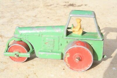 MATCHBOX 1b AVELING BARFORD ROAD ROLLER good condition1950s