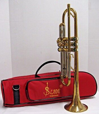Vintage York National Trumpet<>VERY NICE  LOOKER AND  PLAYER