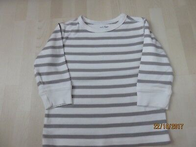 BABY GAP TODDLER Baby Boy's Striped Top Age 12-18 Months 100% Cotton
