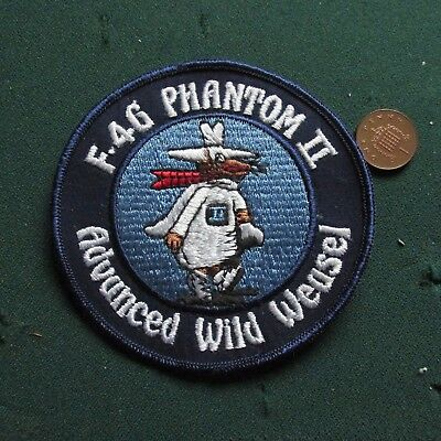 Us Air Force Patch (F-4G 2)