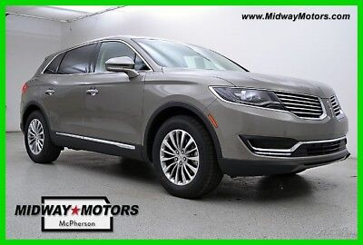 2017 Lincoln MKX Select 2017 Select New 3.7L V6 24V Automatic FWD SUV