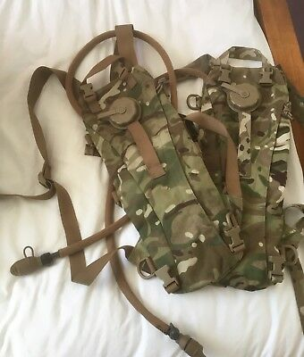 2 X Mtp Camelback Hydration Systems, Used But Good Condition