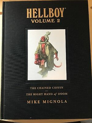 Hellboy - Library Edition - Volume 2 - Hardback