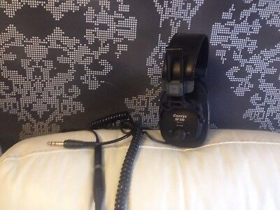 Vintage Currys HP 330 Headphones With Attachment