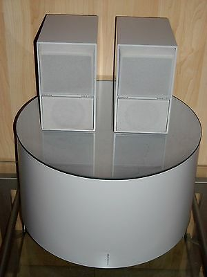B&O Beovox Cona  Subwoofer + Beovox CX-50 Speakers * Very Rare Grey Color